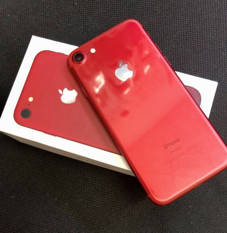Apple Iphone 7 Product Red 32gb коробка комплект