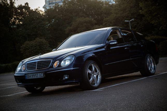 Mersedes W211 E 500 V8 5.0L