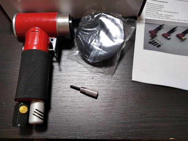 Пневматическая угловая шлифовальная машинка  AP-MERIT ,D75мм