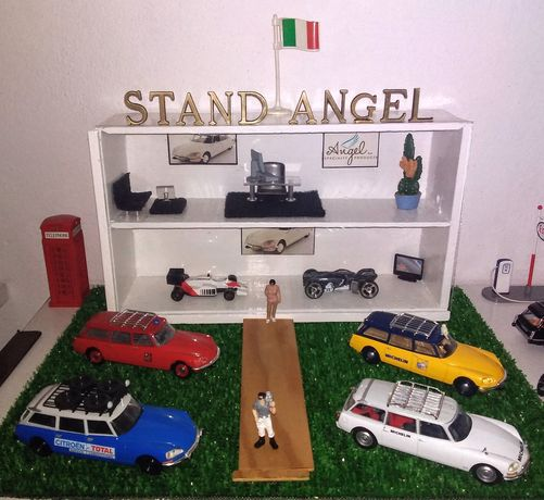 Stand Angel miniaturas