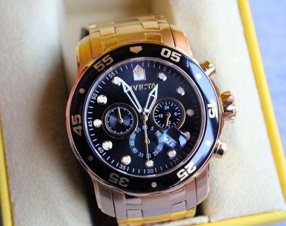 Мужские часы Invicta pro Diver 0072 оригинал