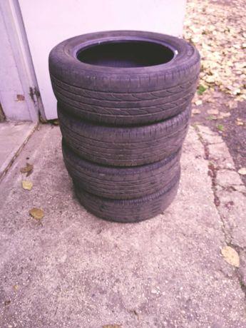 Sprzedam 4 opony letnie Bridgestone Sport H/P 215x60x17