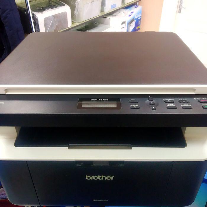 Принтер МФУ Brother DCP-1512R с гарантией состояние нового Херсон - изображение 1