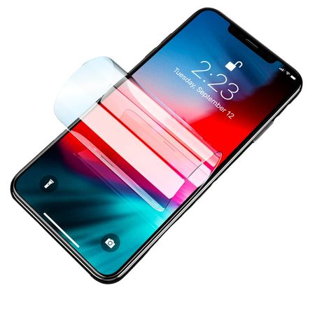 Гидрогелевая пленка для Xiaomi 3 4 5 6 7 8 9 МІ 10 10Т 10ТPRO  9A 9