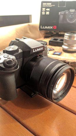 Lumix G 80 kit + Olympus 45 1.8 + бонуси