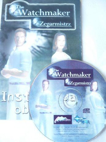 Zegarmistrz The Watchmaker gra przygodowa na PC PL