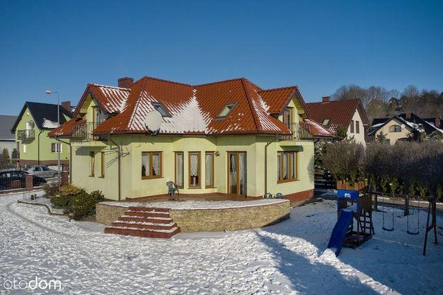 dom wraz z budynkiem usługowo-warsztatowym