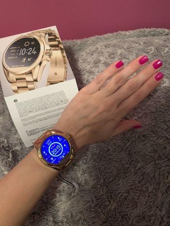 Zegarek Smartwatch oryginalny Michael Kors bradshaw złoty
