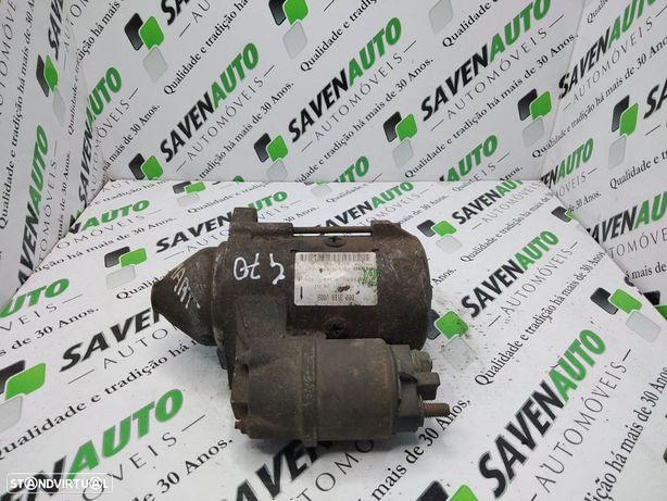 Motor De Arranque Smart Fortwo Coupé (450)