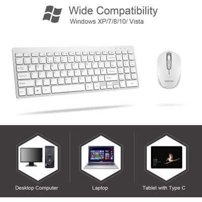 Комбінована бездротова клавіатура та миша OMOTON Николаев - изображение 1