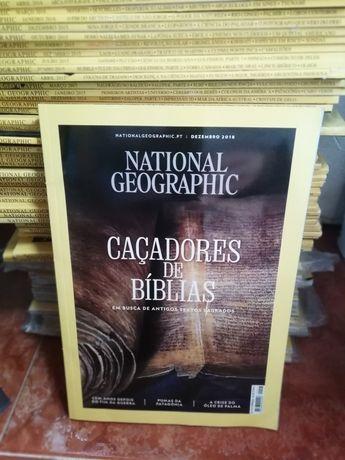 Revistas National Geográfica 2011 / 2018