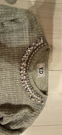 Sweterek rozm 140