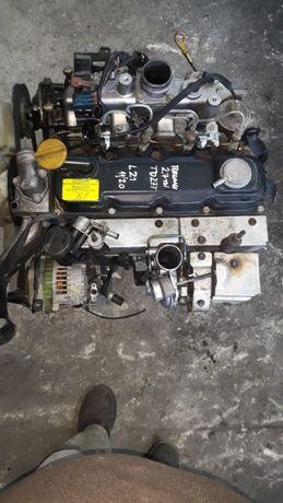Motor Nissan Terrano II 2.7Td de 2003 refª.: TD 27 de 2003