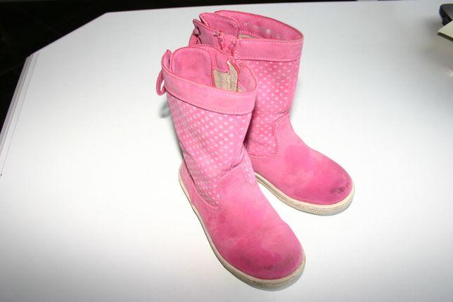 Buty dla dziewczynki r. 25