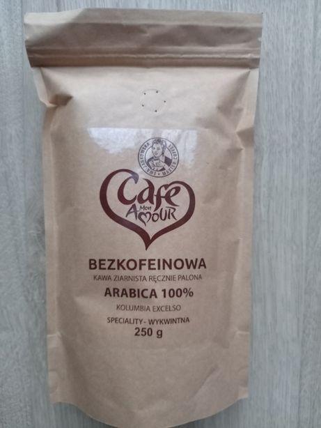 Kawa Bezkofeinowa Kolumbia Ziarnista 250 g