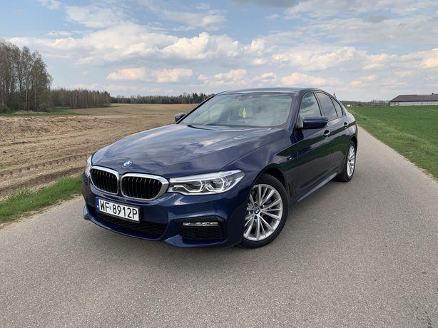 Wynajem BMW 530i X-Drive MPerformance BRAK LIMITU KM