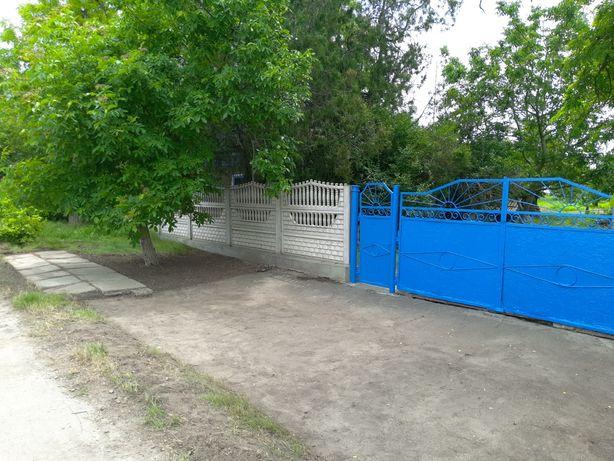 Хата будинок участок 35 соток земля обмен Киевская область дача торг