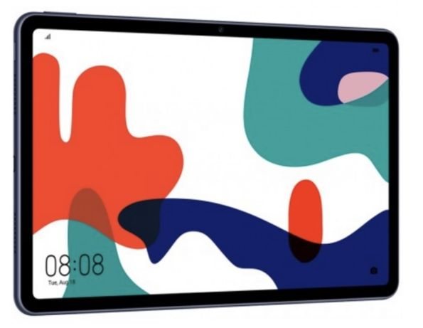 Планшет HUAWEI MatePad 10.4 LTE 4/64GB Grey
