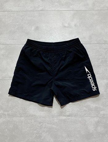 Speedo мужские шорты M плавательные плавки оригинал big logo
