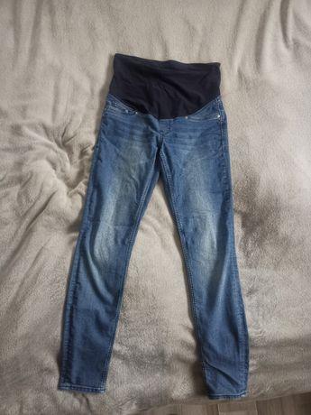 Spodnie ciążowe jeans H&M