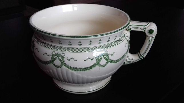 Naczynie z francuskiej porcelany Sarreguemines