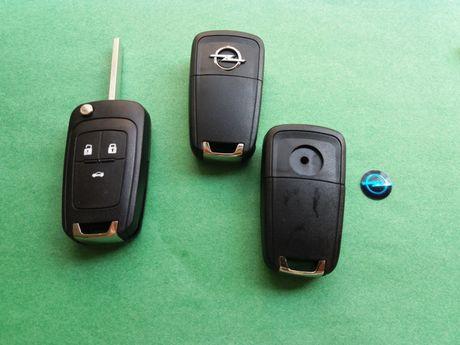 Заготівка корпус Оpel Omega Vectra Corsa Meriva прямий ключ Опель