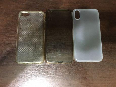 Чехол на iPhone 10 та iPhone 7