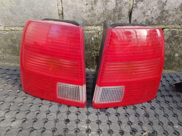Lampy tylne passat b5 przedlift sedan