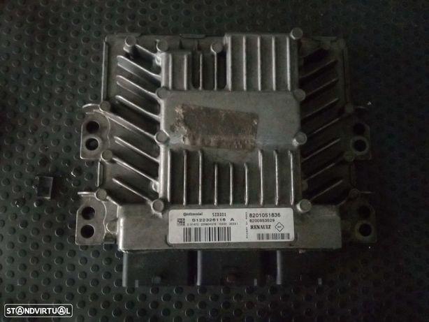 Centralina Do Motor Renault Kangoo / Grand Kangoo (Kw0/1_)