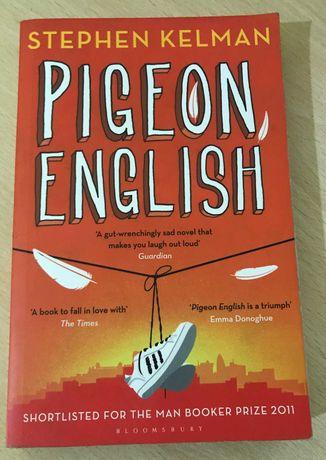Livro Pigeon English em Inglês