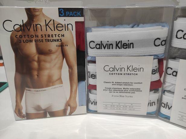 Bokserki 3Pak Calvin Klein Premium M-XXL