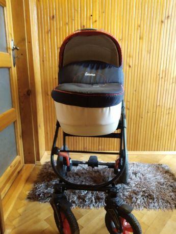 Wózek camarello 3w1 kompletny
