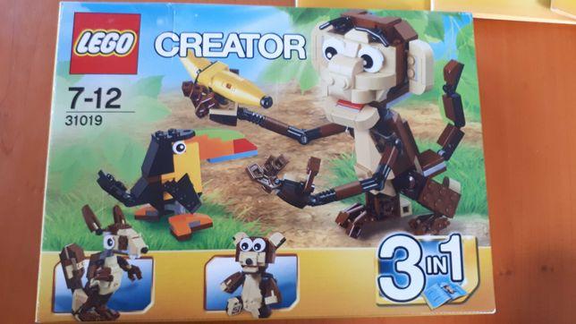 Lego Creator 31019 kompletne 3 w 1 wiek 7-12