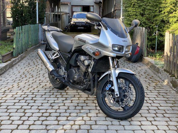 Yamaha FZR Fazer 600 Kufer