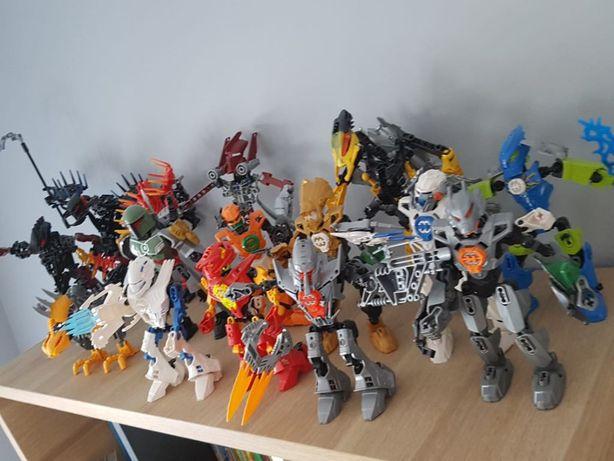Bionicle Lego 14 figurek