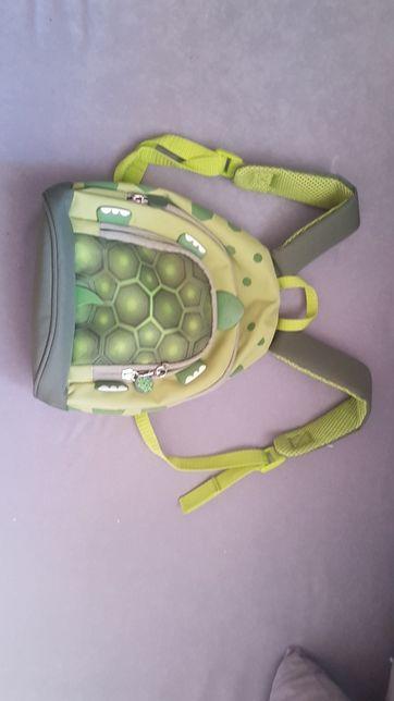 Plecak żółw plecaczek dla dziecka