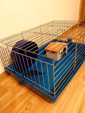 Nowa.Klatka dla gryzoni ;szczur, świnka, królik, itp