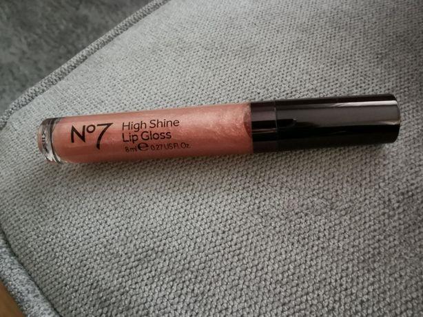 Błyszczyk do ust No7 high shine lip gloss