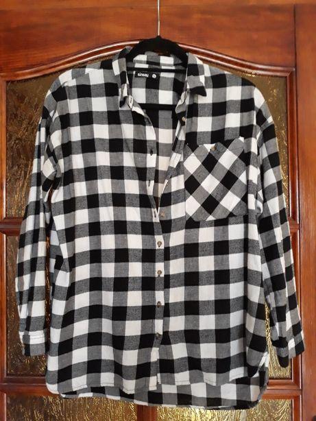 Koszula w kratę damska Sinsay S/M