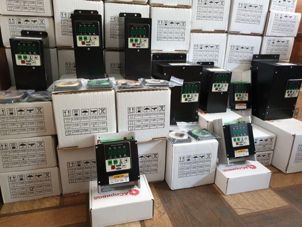 Частотный преобразователь сеть 220В и 380В CFM INVT электродвигатель