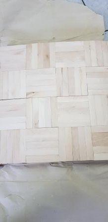 Mozaika drewniana 100m2