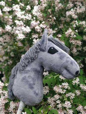 Hobby horse koń na patyku kiju