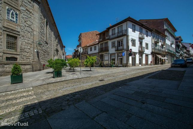 Prédio no Centro Histórico de Guimarães
