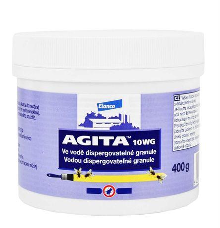 AGITA- Skutecznie zwalcza muchy; SZYBKA WYSYŁKA 400G