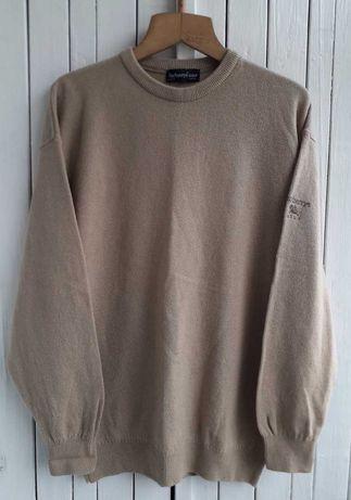 Винтажная кофта свитер Burberry/stone island*acne&moncler?supreme