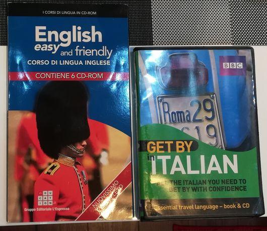 Angielski po włosku. Włoski po angielsku English easy and friendly