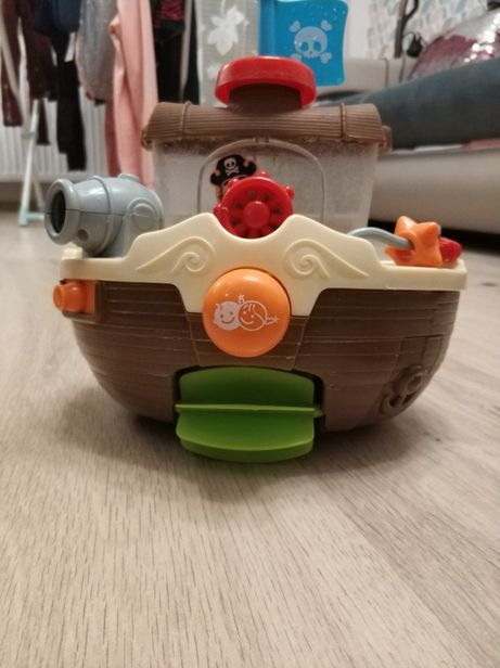 Statek do kąpieli Smyk
