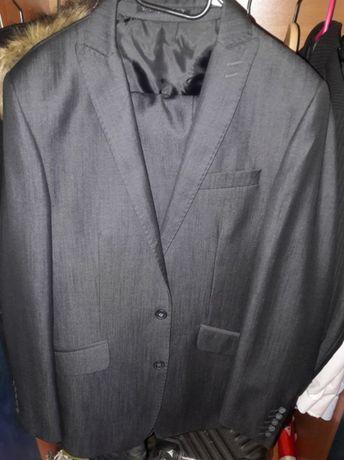 Garnitur męski - marynarka + spodnie 182