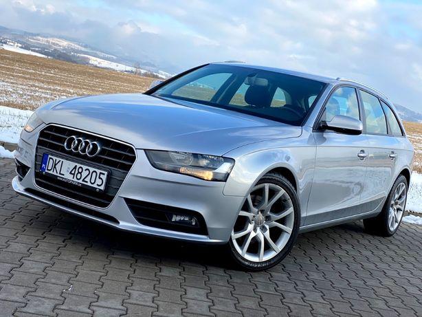Audi A4 2.0TDI 150km Automat Aktywny Tempomat Serwis ASO El Klapa