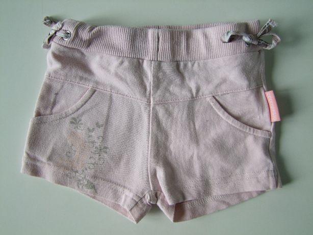 Krótkie spodenki Coccodrillo roz. 68